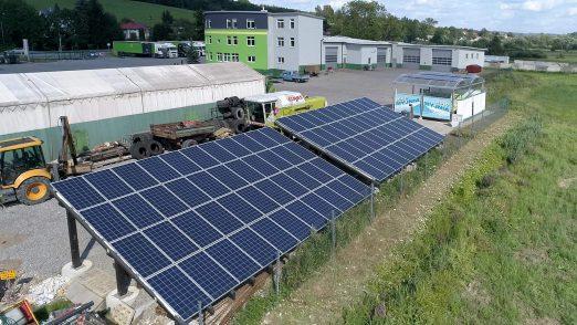 Domaradz, stacja kontroli pojazdów, 26 kW