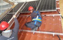 Instalacja paneli 2013-10-04