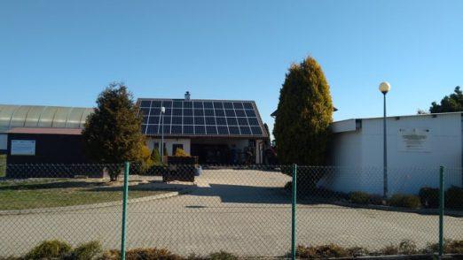 Lubenia, Urząd Gminy 80 kW